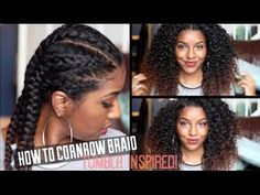 Are you transitioning from relaxed to natural? Check out these 5 hairstyles to help you through your transition