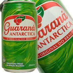 Guarana :) my favorite drink in Brazil!
