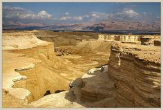 The Judaean Desert by David  Solodar, via 500px
