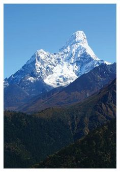 Mt. Everest | If I was born rich I would have decided to train for the ultimate challenge of all.