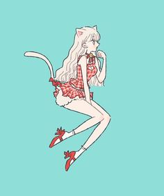 Cute Kawaii Girl, Kawaii Art, Kawaii Anime, Cute Anime Character, Character Art, Pop Art Wallpaper, Art Folder, Anime Art Girl, Anime Outfits