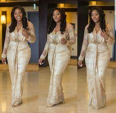 Gorgeously Designed African dresses - fashionist now African Dresses For Women, African Women, African Fashion, Ghanaian Fashion, African Style, African Outfits, African Lace, Shweshwe Dresses, African Wedding Dress
