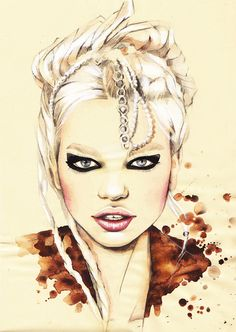 # Karin Fashion Illustrations