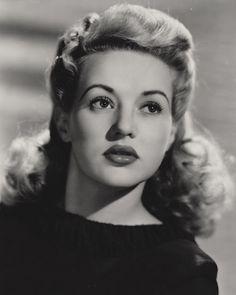 Bette Grable, great actress,dancer, singer.