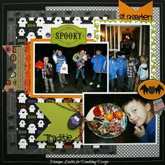 Doodlebug Design Haunted Manor Collection by Monique Liedtke