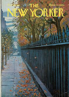 The New Yorker October 1968