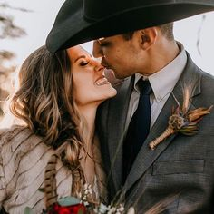 capturing some happiness and light. Country Couple Photos, Country Couples, Engagement Photo Props, Engagement Pictures, Engagement Ideas, My Perfect Wedding, Dream Wedding, Wedding Stuff, Cowboy Groomsmen