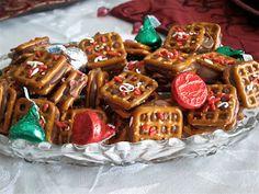 Rolo Pretzel Cookie