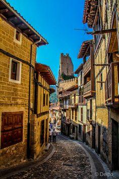 Oña .Burgos Spain