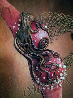 Modest Mermaid Tops??