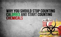 Are the additives, chemicals, and pesticides in our foods slowly killing us?