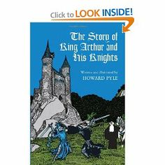The Story of King Arthur and His Knights by Howard Pyle.  Literature, term 1 (alternate).