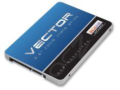 """OCZ VECTOR SERIES SATA III 2.5"""" SSD - Indilinx Barefoot 3 controller"""