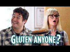 What Happens When You Tell People You Can't Eat Gluten #gluten #hipster #humor #comedy #funny #lol