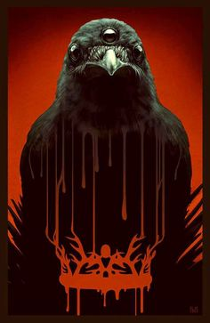 3eyed crow Games of Thrones TOYSREVIL