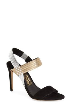 Salvatore Ferragamo 'Lalin' Sandal (Women) available at #Nordstrom