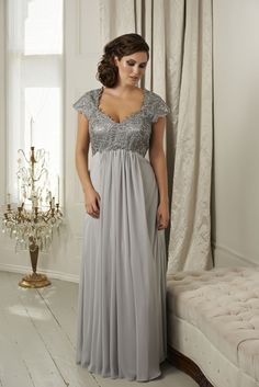Plus Size Mother of the Bride Evening Dresses | --- We are located near Dallas Texas USA but can assist women all over the globe with custom dresses and inexpensive replicas of haute couture gowns | www.dariuscordell.com