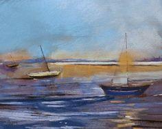 watercolor...ma non solo: Bassa marea