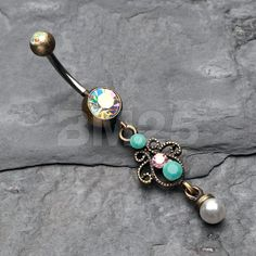 Hey, I found this really awesome Etsy listing at https://www.etsy.com/au/listing/245733349/vintage-rustica-elegant-jeweled-pearl
