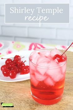 Get the easy recipe for a Shirley Temple. Also called a kiddie cocktail, this sw. - Get the easy recipe for a Shirley Temple. Also called a kiddie cocktail, this sweet and sparkly moc - Alcoholic Drinks Recipes With Vodka, Kid Drinks, Easy Drink Recipes, Best Cocktail Recipes, Yummy Drinks, Kiddie Cocktail Recipe, Fancy Drinks, Refreshing Drinks, Beverages