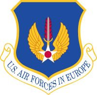 United States Air Forces in Europe Crest