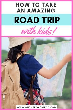 This guide has TONS of recommendations on how to take a road trip with your family! We have so much personal experience and ideas for activities for toddlers in the car, car activities for babies, and car activities for older kids. If you are traveling with toddlers in a car, this is a MUST read with tons of ideas, tips, and tricks on how to survive a road trip with young kids! #roadtripwithkids #familytravel #toddlercaractivitiesroadtrip #activitiesforkidsinthecar