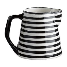 19€- Tine K Home Decanter 10 cm - Black / White - image 1