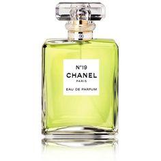 N°19 Eau De Parfum Spray 50ml ($105) ❤ liked on Polyvore