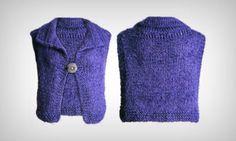 coletes+de+tricô+femininos+azul