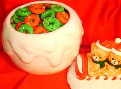 Perfect sweet for the Holidays!