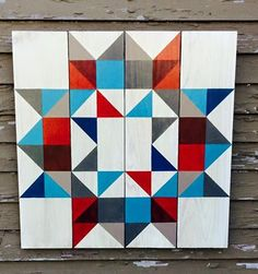 Barn Quilts by Chela - Geometric