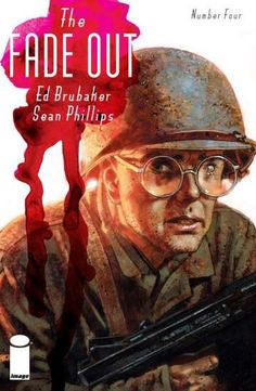 The Fade Out #4 Sex and violence in the Golden Age of Hollywood. Charlie's flashbacks to the war affect his work, and his secret mission to solve a covered up murder. And remember, like all BRUBAKER/PHILLIPS comics, the back pages of THE FADE OUT are filled with extra art and articles you can only find in the single issues!