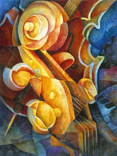 cello painting - Google Search
