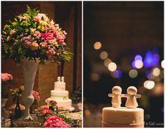 blog de casamento - uma vez noiva sempre noiva - mesa do bolo - topo de bolo