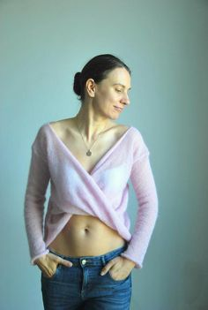 Mohair Sweater, Pink Sweater, White Sweaters, Sweaters For Women, Wedding Cardigan, Bridal Cover Up, Bridal Bolero, Wedding Cape, Silk Jacket