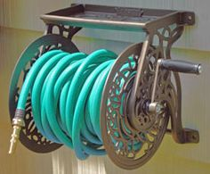 Garden Hose Holders - Better Outdoor Living at Home