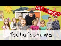 Tschu Tschu wa - Singen, Tanzen und Bewegen || Kinderlieder - YouTube