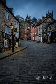 Steep Hill, Lincoln Lincoln on Steep Hill, Phil Sproson Photography