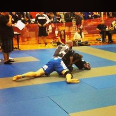 Not a great shot lol but props to Mike Herlich who made his grappling debut at the Copa Nova. #CopaNova #nogi #BJJ #sprawl.