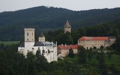 hrad Rožmberk,jižní Čechy,Vltava,architektura,historie,Rožmberkové,Rožmberk