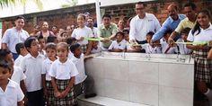 Con el nuevo ciclo escolar, inicia Seapal tercera etapa de Bebederos Escolares
