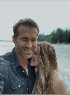 Take A Break, Take That, Blake Lively Ryan Reynolds, Entertainment Tonight, Troll, True Love, Entertaining, Couple Photos, Cute