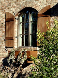 A French Country window