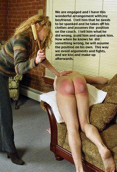 Husband spanking tumblr