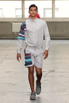 SS 2013 Catwalk Images | Christopher Shannon
