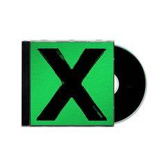 """""""x"""" (Deluxe CD Album)"""