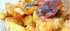 ΘΕΙΚΟ ΜΟΣΧΑΡΙ ΣΕ ΠΗΛΙΝΗ ΓΑΣΤΡΑ!!! Meat Lovers, Greek Recipes, Pot Roast, Allrecipes, Cornbread, Family Meals, Food To Make, Recipies, Food And Drink