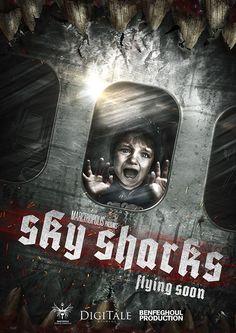 Sky Sharks 2017 Movie