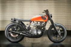 Kerozin Bratstyle Kawasaki Z650 ~ Return of the Cafe Racers
