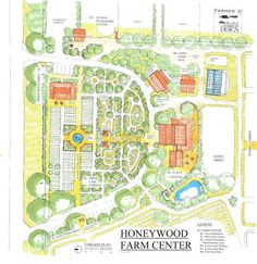 Honeywood Farm Showcase Garden in Barnesville, Georgia. USA by Daron 'Farmer D' Joffe , via Behance